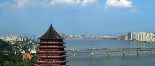 Ханчжоу и Цзянсу