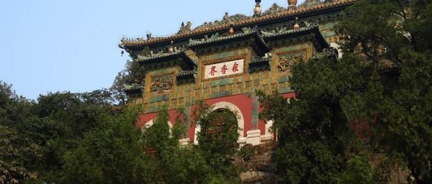 Памятники Китая